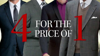 JoS. A. Bank TV Spot, 'Buy One Suit or Sport Coat Get Three Free' - Thumbnail 7