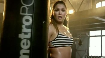 MetroPCS TV Spot, 'Ronda Rousey is 4G LTE Fast' Featuring Ronda Rousey - 6 commercial airings
