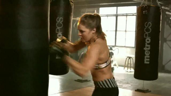 MetroPCS TV Spot, 'Ronda Rousey is 4G LTE Fast' Featuring Ronda Rousey - Thumbnail 2