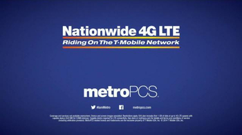 MetroPCS TV Spot, 'Ronda Rousey is 4G LTE Fast' Featuring Ronda Rousey - Thumbnail 8