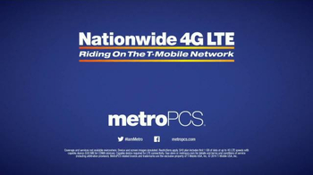MetroPCS TV Spot, 'Ronda Rousey is 4G LTE Fast' Featuring Ronda Rousey - Thumbnail 9