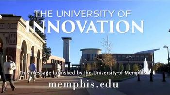 The University of Memphis TV Spot, 'The University of' - Thumbnail 10
