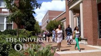 The University of Memphis TV Spot, 'The University of' - Thumbnail 4