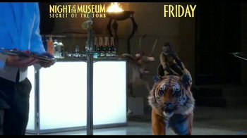Night at the Museum: Secret of the Tomb - Alternate Trailer 27
