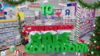 Toys R Us Countdown to Christmas Sale TV Spot, 'Toys Kids Love' - Thumbnail 2