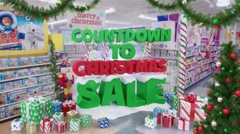 Toys R Us Countdown to Christmas Sale TV Spot, 'Toys Kids Love' - Thumbnail 3