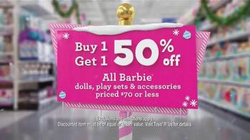 Toys R Us Countdown to Christmas Sale TV Spot, 'Toys Kids Love' - Thumbnail 6
