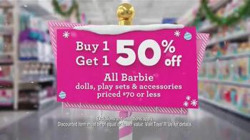 Toys R Us Countdown to Christmas Sale TV Spot, 'Toys Kids Love' - Thumbnail 7