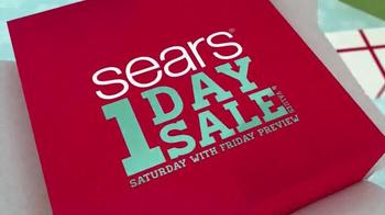 Sears 1 Day Sale TV Spot, 'Outerwear, Footwear, Jewelry' - Thumbnail 2