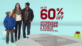 Sears 1 Day Sale TV Spot, 'Outerwear, Footwear, Jewelry' - Thumbnail 4