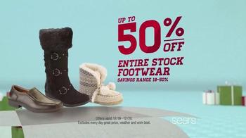 Sears 1 Day Sale TV Spot, 'Outerwear, Footwear, Jewelry' - Thumbnail 6