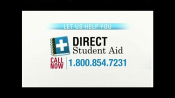 Direct Student Aid TV Spot, 'Stop Worrying' - Thumbnail 9