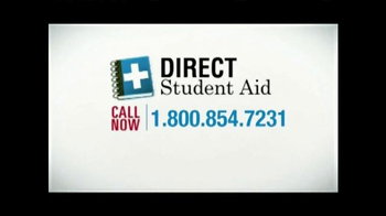 Direct Student Aid TV Spot, 'Stop Worrying' - Thumbnail 3