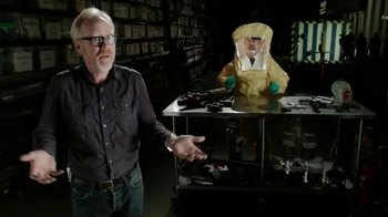 Center for Disease Control TV Spot, 'Discovery: Ebola' Feat. Adam Savage - Thumbnail 9