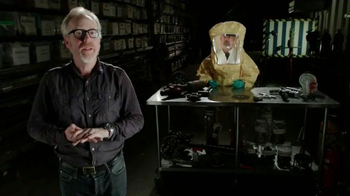 Center for Disease Control TV Spot, 'Discovery: Ebola' Feat. Adam Savage