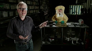 Center for Disease Control TV Spot, 'Discovery: Ebola' Feat. Adam Savage - Thumbnail 3