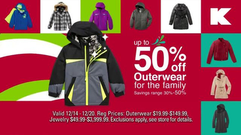 Kmart TV Spot, 'Outerwear and Jewelry Deals' - Thumbnail 4