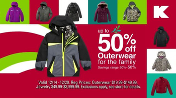 Kmart TV Spot, 'Outerwear and Jewelry Deals' - Thumbnail 5