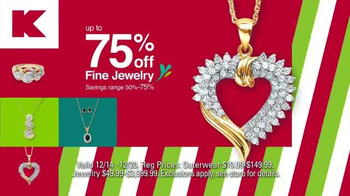 Kmart TV Spot, 'Outerwear and Jewelry Deals' - Thumbnail 6