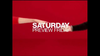 Macy's One Day Sale Saturday TV Spot, 'December Jewelry Deals' - Thumbnail 10
