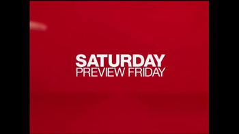 Macy's One Day Sale Saturday TV Spot, 'December Jewelry Deals' - Thumbnail 2