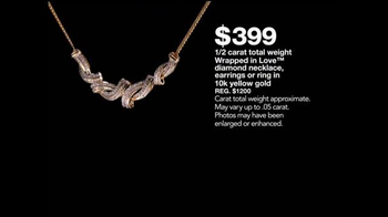 Macy's One Day Sale Saturday TV Spot, 'December Jewelry Deals' - Thumbnail 8