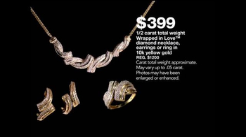 Macy's One Day Sale Saturday TV Spot, 'December Jewelry Deals' - 714 commercial airings
