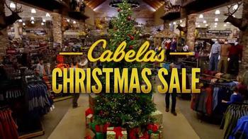 Cabela's Christmas Sale TV Spot, 'It's in Your Winter Wonderland' - Thumbnail 6