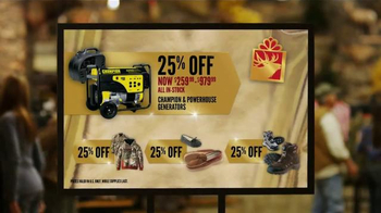 Cabela's Christmas Sale TV Spot, 'It's in Your Winter Wonderland' - Thumbnail 7