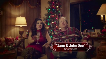 Fraud Protection Network TV Spot, 'Holiday Scammers' - Thumbnail 2