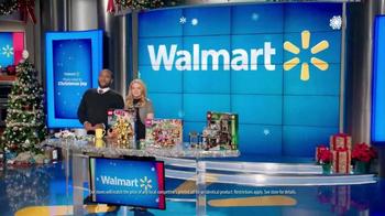 Walmart TV Spot, 'All Things LEGO' Ft. Melissa Joan Hart, Anthony Anderson - Thumbnail 1
