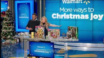 Walmart TV Spot, 'All Things LEGO' Ft. Melissa Joan Hart, Anthony Anderson - Thumbnail 3