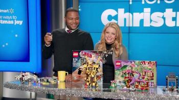 Walmart TV Spot, 'All Things LEGO' Ft. Melissa Joan Hart, Anthony Anderson - Thumbnail 7