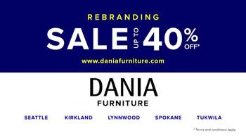 Dania Rebranding Sale TV Spot, 'Ready for a New Look' - Thumbnail 9
