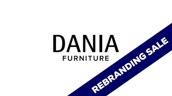 Dania Rebranding Sale TV Spot, 'Ready for a New Look' - Thumbnail 1