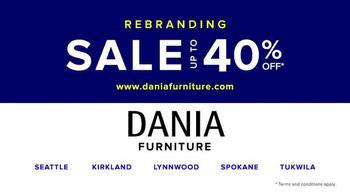 Dania Rebranding Sale TV Spot, 'Ready for a New Look' - Thumbnail 7