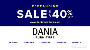 Dania Rebranding Sale TV Spot, 'Ready for a New Look' - Thumbnail 8