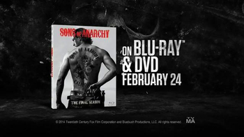 Sons of Anarchy: The Complete Seventh Season Blu-ray and DVD TV Spot - Thumbnail 7