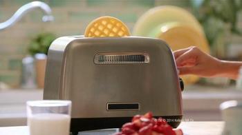 EGGO Waffles TV Spot, 'Compatir una Foto' [Spanish] - Thumbnail 1