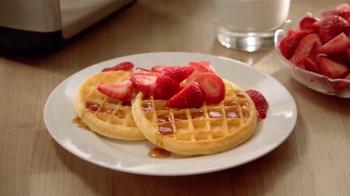 EGGO Waffles TV Spot, 'Compatir una Foto' [Spanish] - Thumbnail 10