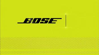 Bose QC25 Headphones TV Spot, 'Game Changing Performance' - Thumbnail 10