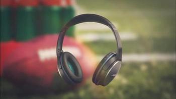 Bose QC25 Headphones TV Spot, 'Game Changing Performance' - Thumbnail 2