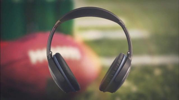 Bose QC25 Headphones TV Spot, 'Game Changing Performance' - Thumbnail 3