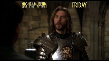 Night at the Museum: Secret of the Tomb - Alternate Trailer 28