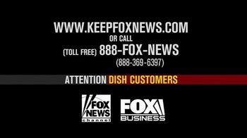 Fox News Channel TV Spot, 'Dish Customers: Keep Fox News' - Thumbnail 9