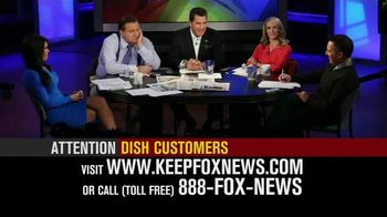 Fox News Channel TV Spot, 'Dish Customers: Keep Fox News' - Thumbnail 5