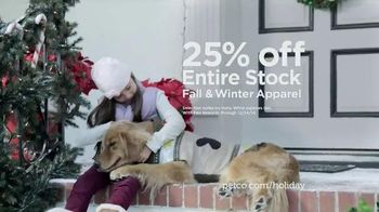 PETCO TV Spot, 'Giving Back: Holiday Apparel' - 745 commercial airings