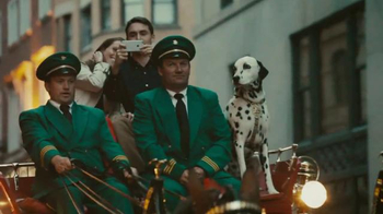 Budweiser TV Spot, 'Holiday 2014: Epic Lyfts' - 438 commercial airings