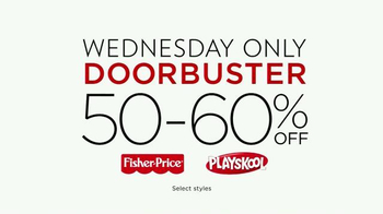 Kohl's One-Day Christmas Doorbusters TV Spot, 'The Best Games' - Thumbnail 2
