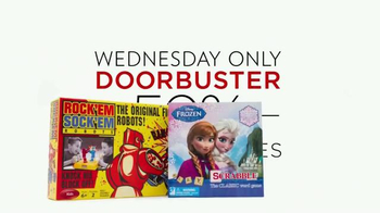 Kohl's One-Day Christmas Doorbusters TV Spot, 'The Best Games' - Thumbnail 4